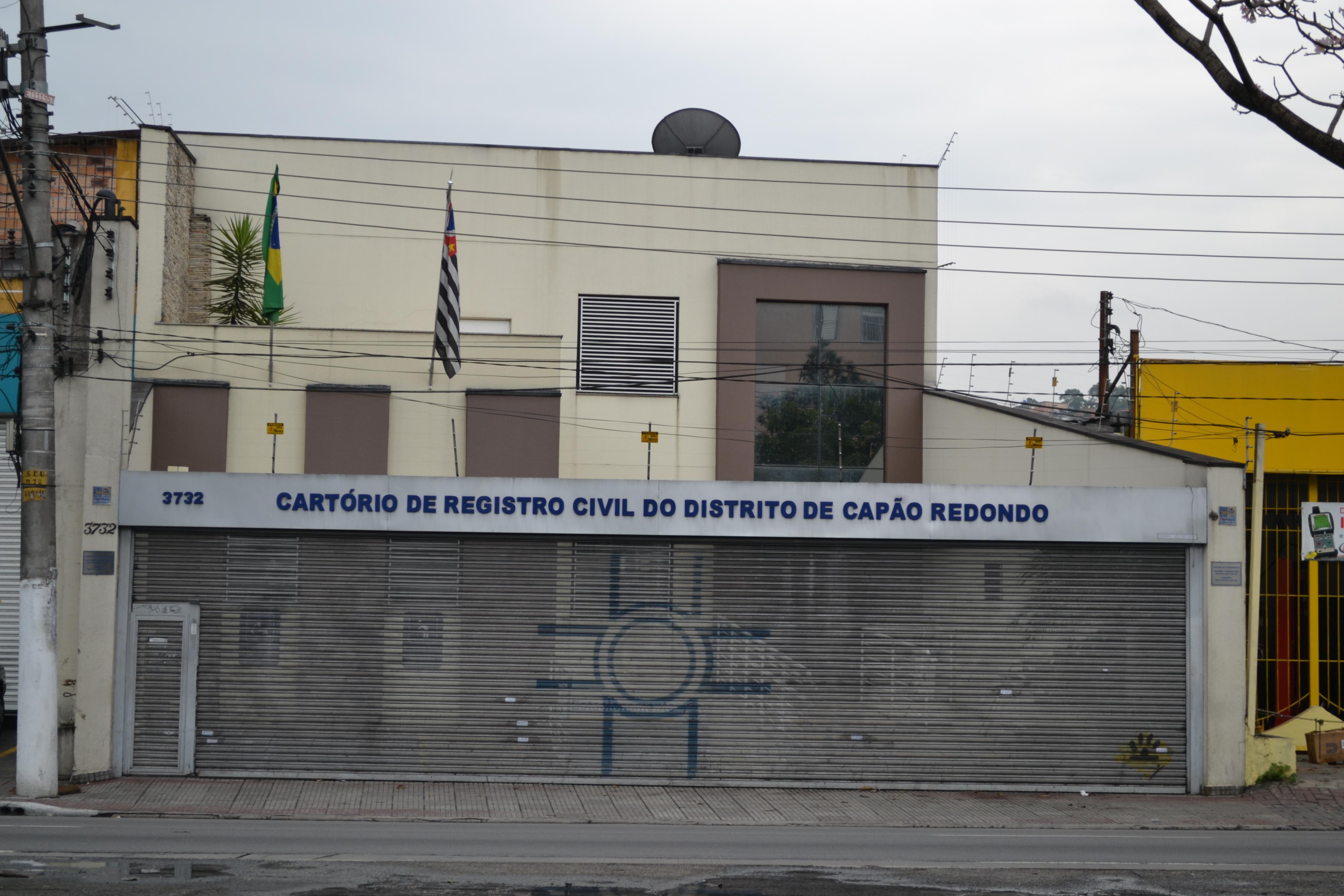Cartório Capão Redondo